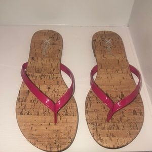 XAPPEAL MICHELLE FUSCHIA Sandals